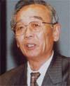 歓迎のあいさつをする 池田 哲也 大分県本部長